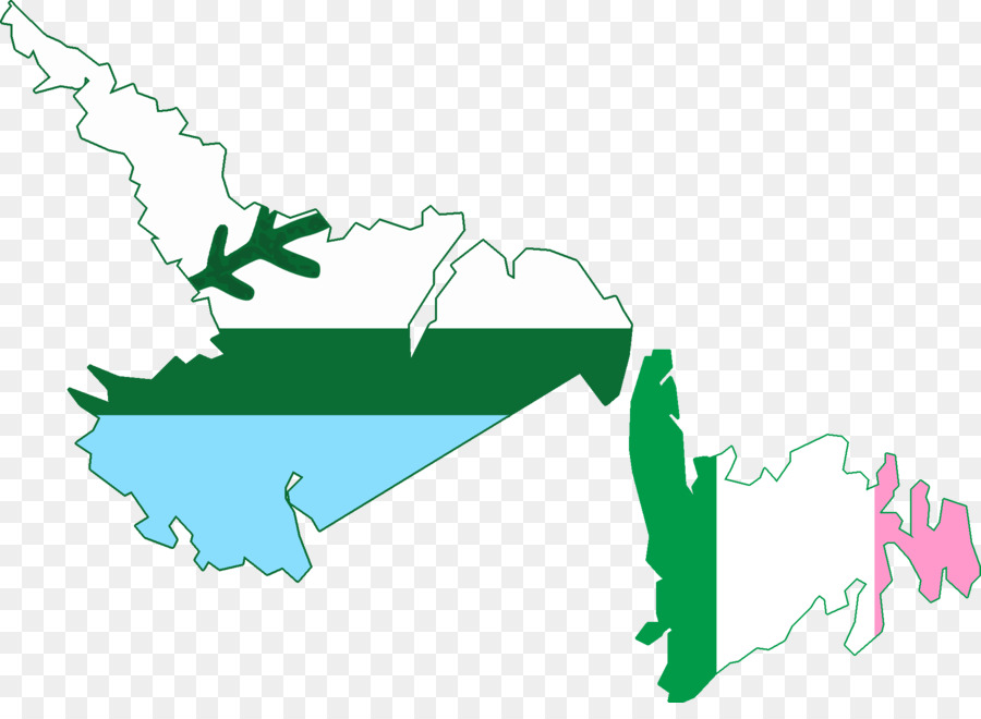 Newfoundland clipart banner library library Island Cartoon clipart - Green, Text, Water, transparent ... banner library library