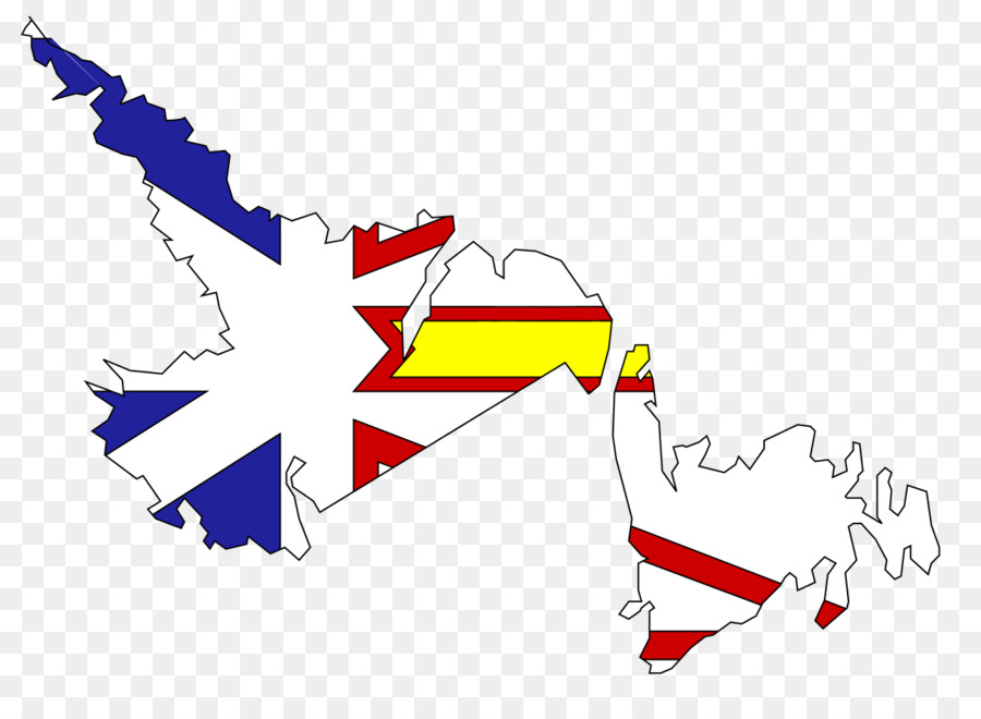 Newfoundland clipart image library Flag Cartoon png download - 1280*931 - Free Transparent ... image library