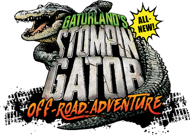 Newl clipart picture black and white library Florida Gator Logo Png - Gatorland Logo Clipart - Full Size ... picture black and white library