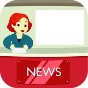 News channel clipart clip royalty free download News anchor on air | Clipart Panda - Free Clipart Images clip royalty free download