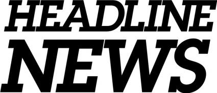 News clipart logo jpg freeuse library Headline NEWS logo logos, company logos - ClipartLogo.com jpg freeuse library