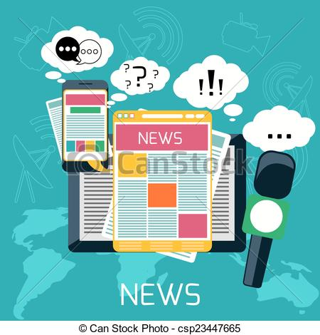 News media clipart image royalty free library News Media Clip Art – Clipart Free Download image royalty free library