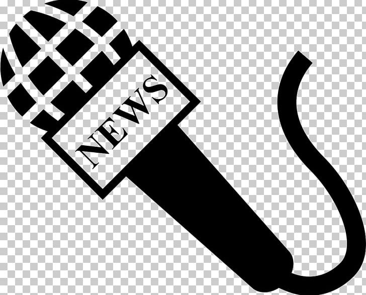 News microphone clipart jpg library stock Journalist Newspaper Microphone News Presenter PNG, Clipart, Audio ... jpg library stock