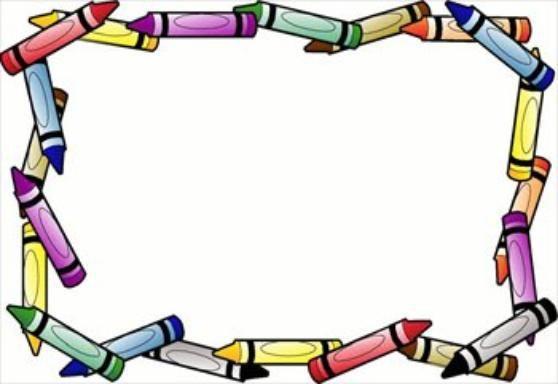 Newsletter border clipart svg library download border design for kids free download clip art | For kids | School ... svg library download