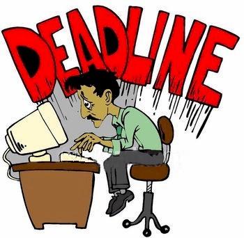 Newsletter deadline clipart image black and white download Newsletter deadline clipart - Clip Art Library image black and white download