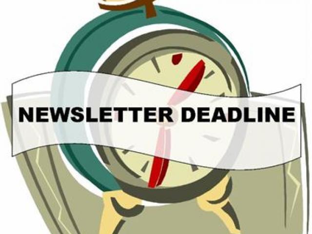 Newsletter deadline clipart svg freeuse library Newsletter Deadline Cliparts 7 - 376 X 400 - Making-The-Web.com svg freeuse library