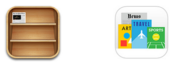 Newsstand app iphone graphic stock Apple's iOS 7 icons are ugly and a step backwards | Network World graphic stock