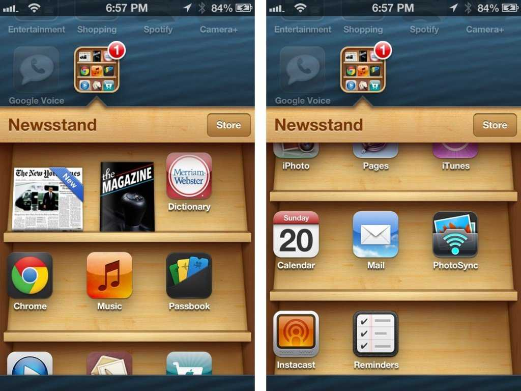 Newsstand app iphone banner library library Hide Apps In Newsstand App - Business Insider banner library library