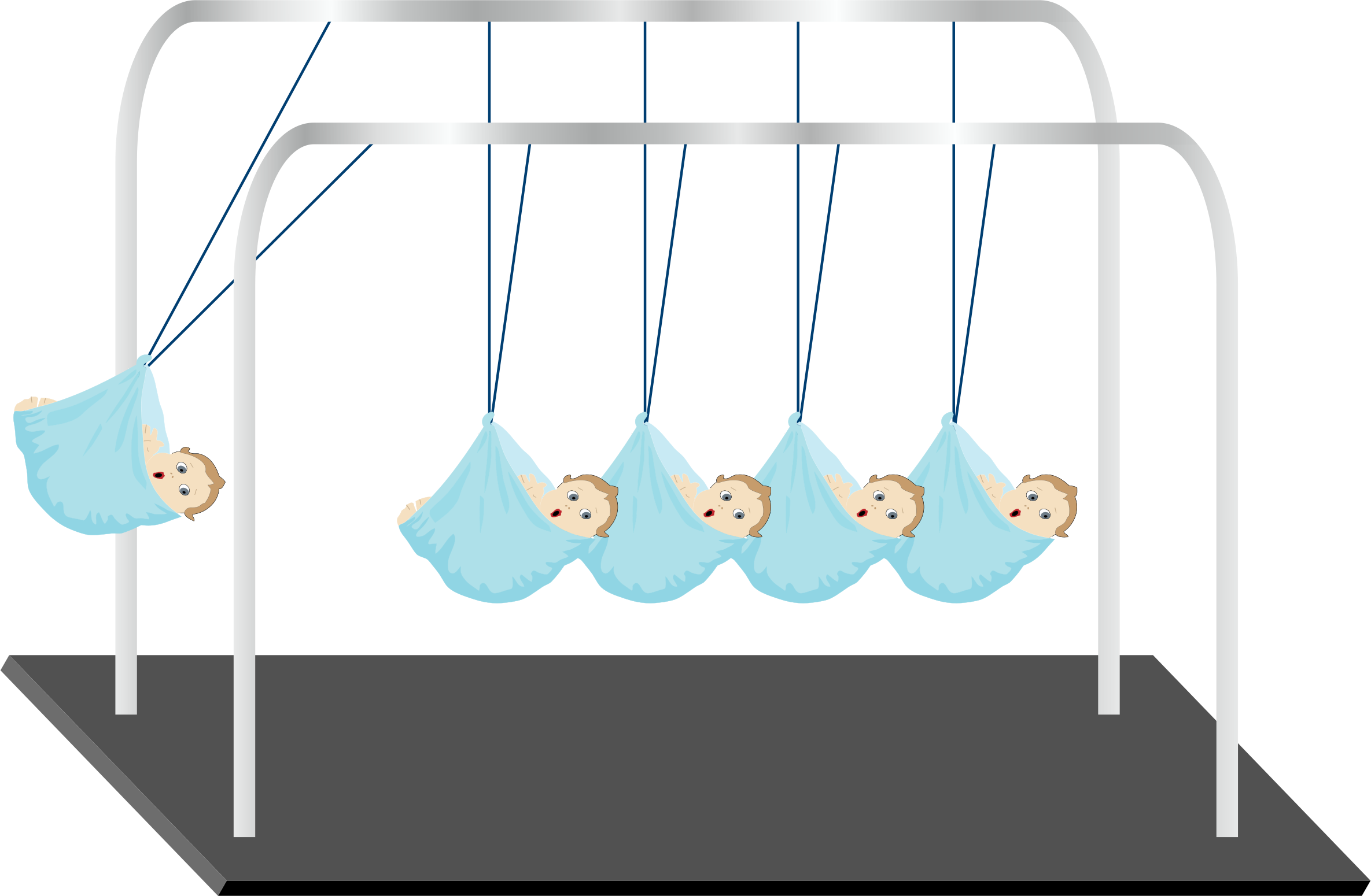 Newton balls clipart svg stock Physics clipart newton cradle, Physics newton cradle Transparent ... svg stock