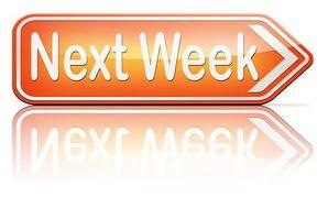 Next week clipart