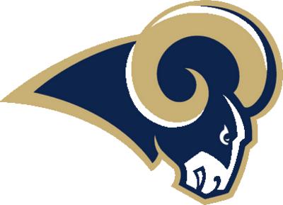 Nfl clipart helmet los angeles rams jpg transparent stock Los Angeles Rams Logo | NFL Logos | Nfl logo, La rams, Nfl rams jpg transparent stock