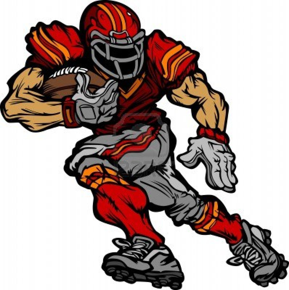 Nfl football character clipart svg transparent stock Animated Nfl Ball - ClipArt Best svg transparent stock