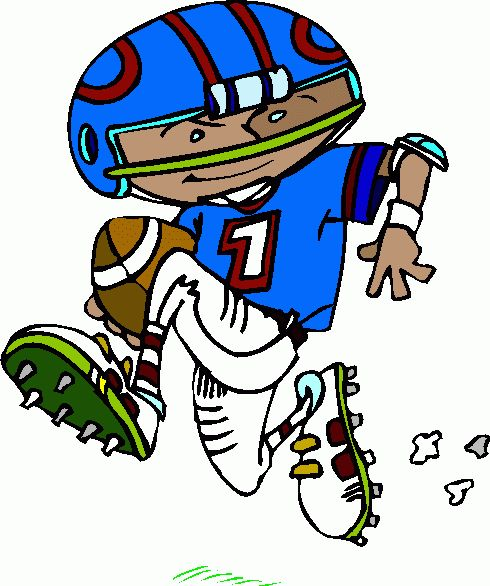Nfl football character clipart vector free download Top 25 ideas about Football Clips on Pinterest | Kids go free ... vector free download