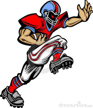 Nfl football character clipart clip art royalty free stock Football Logo Stock Photos, Images, & Pictures - 3,805 Images clip art royalty free stock