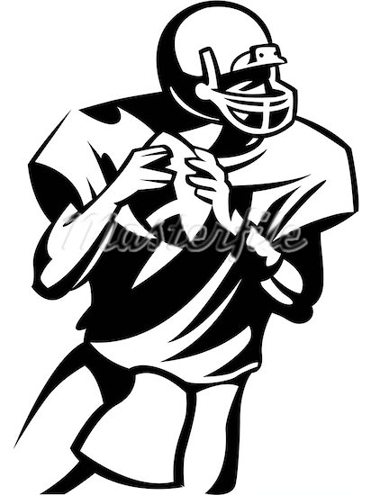 Nfl football character clipart banner library Football Player Drawing | Free Download Clip Art | Free Clip Art ... banner library