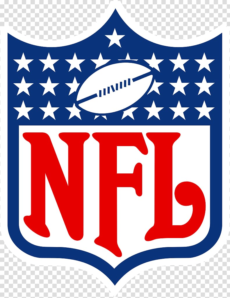 Nfl clipart clipart black and white stock NFL logo, NFL National Football League Playoffs United ... clipart black and white stock