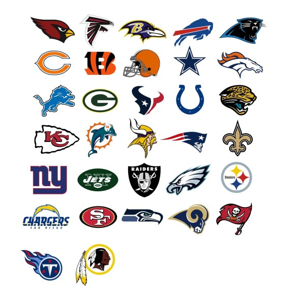 Nfl clipart vector freeuse stock Free NFL Cliparts, Download Free Clip Art, Free Clip Art on ... vector freeuse stock
