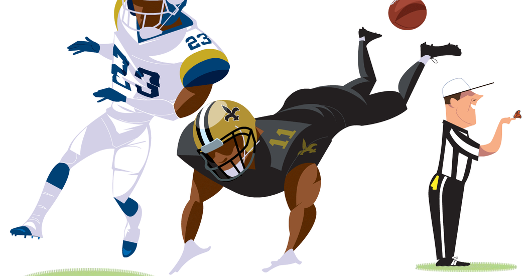 Nfl-playoffs-2019 clipart clip freeuse library How Did We Get Here? An Illustrated Guide to the N.F.L. ... clip freeuse library