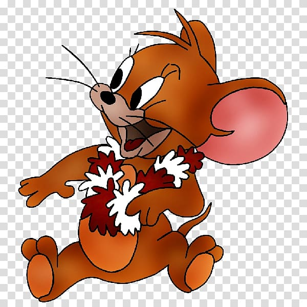 Nibbles clipart transparent stock Jerry Mouse Tom Cat Nibbles Cartoon Tom and Jerry, tom and ... transparent stock