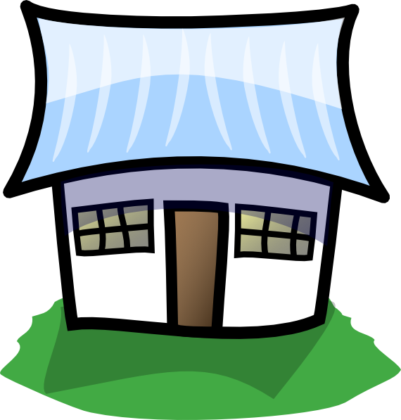 Nice house clipart vector freeuse stock Nice house clipart vector freeuse stock