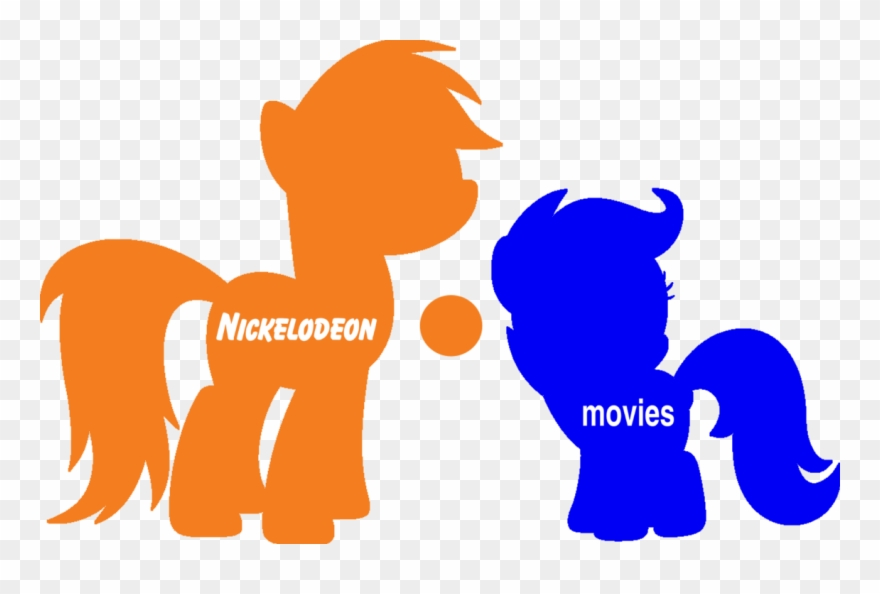 Nickelodeon movies clipart jpg free stock Safe, Scootaloo, Silhouette, Simple Background, Transparent ... jpg free stock