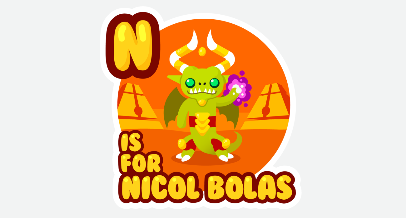 Nicol bolas clipart vector royalty free stock N is for Nicol Bolas shirt from ABCs of Evil vector royalty free stock