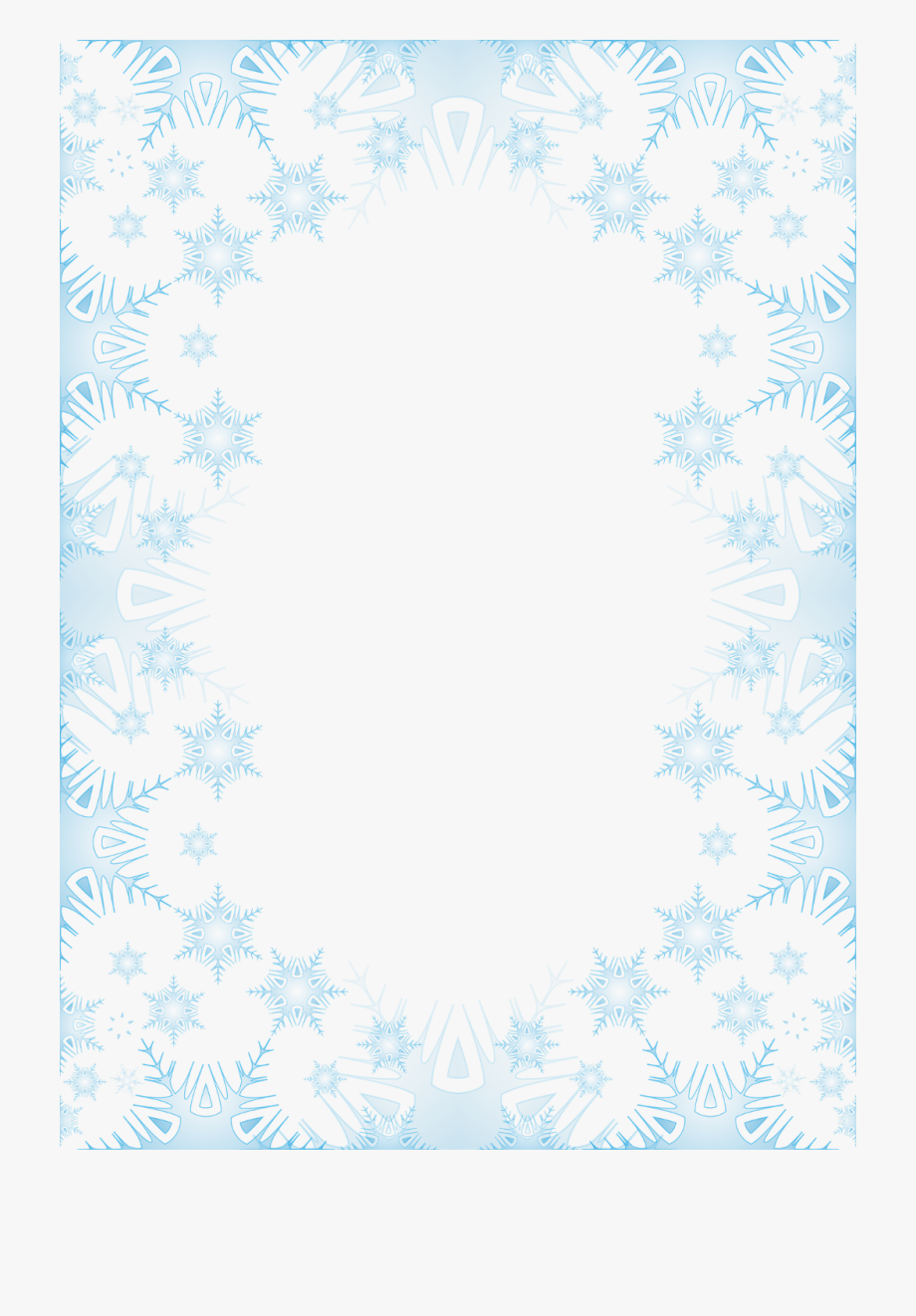 Nieve clipart png freeuse download ftestickers #winter #snow #snowflakes #ice #frame - Fondos De Nieve ... png freeuse download