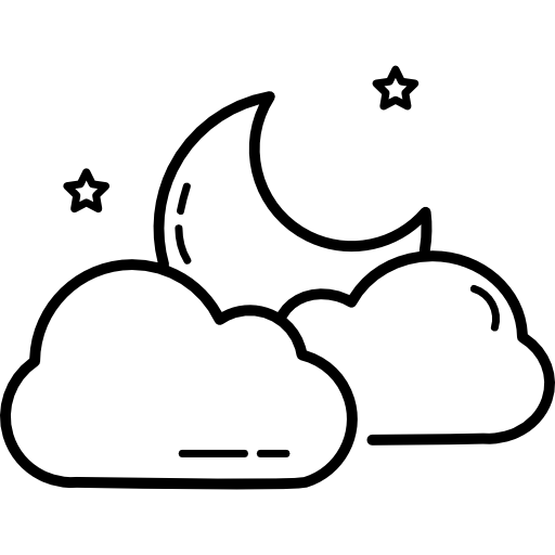 Night black and white clipart graphic library download Night clipart black and white clipart images gallery for ... graphic library download