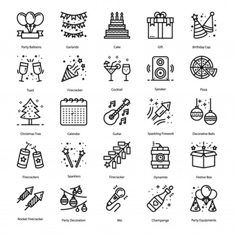 Night club party signs clipart black and white to print clipart stock Party Vectors, Photos and PSD files | Free Download clipart stock