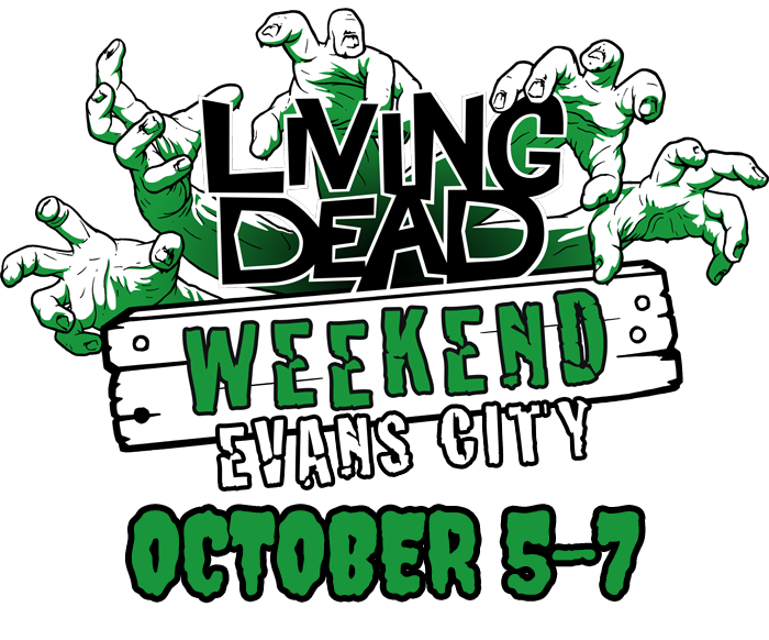 Night of the living dead clipart png library The Living Dead Weekend - Events   Visit Butler County Pennsylvania! png library