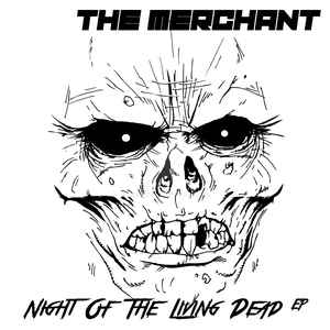 Night of the living dead clipart clipart free stock The Merchant - Night Of The Living Dead EP (File, WAV, EP)   Discogs clipart free stock
