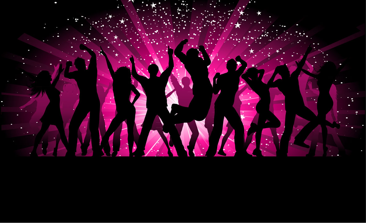 Night party clipart svg freeuse download Free Party, Download Free Clip Art, Free Clip Art on Clipart Library svg freeuse download