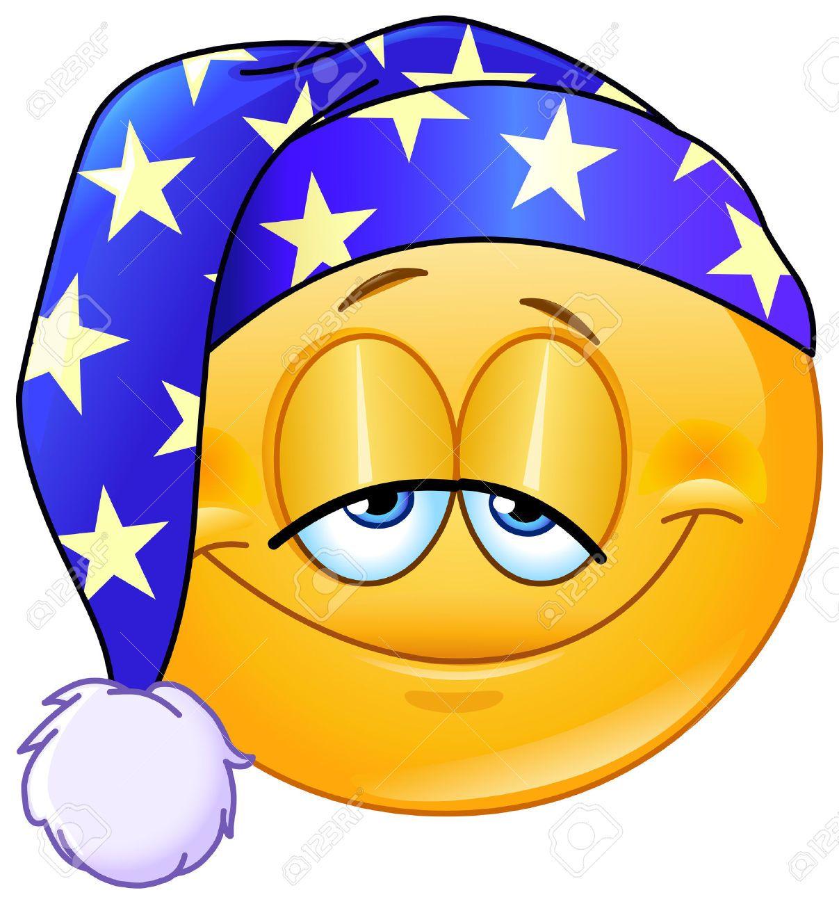 Nightcap clipart clipart royalty free stock Stock Vector | ستيكرز | Smiley, Emoticon faces, Facebook emoticons clipart royalty free stock