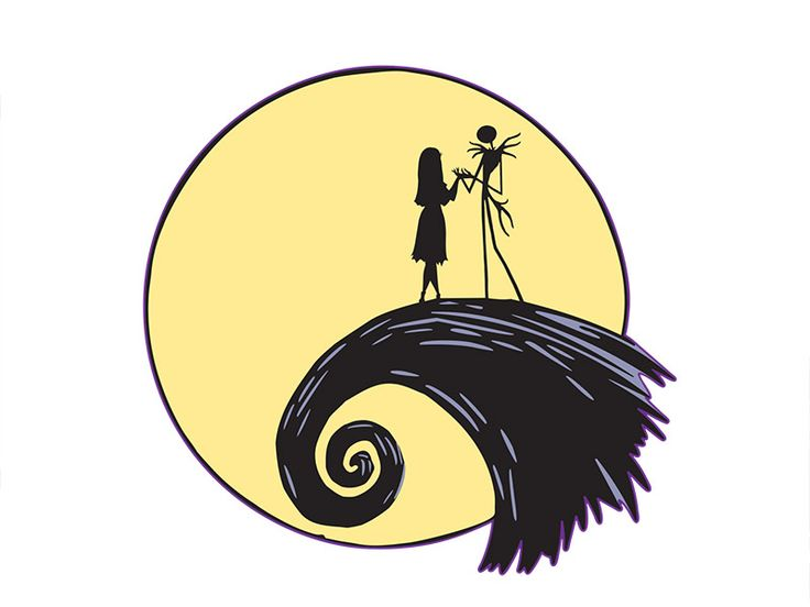 Nightmare before christmas clipart 480 x 480
