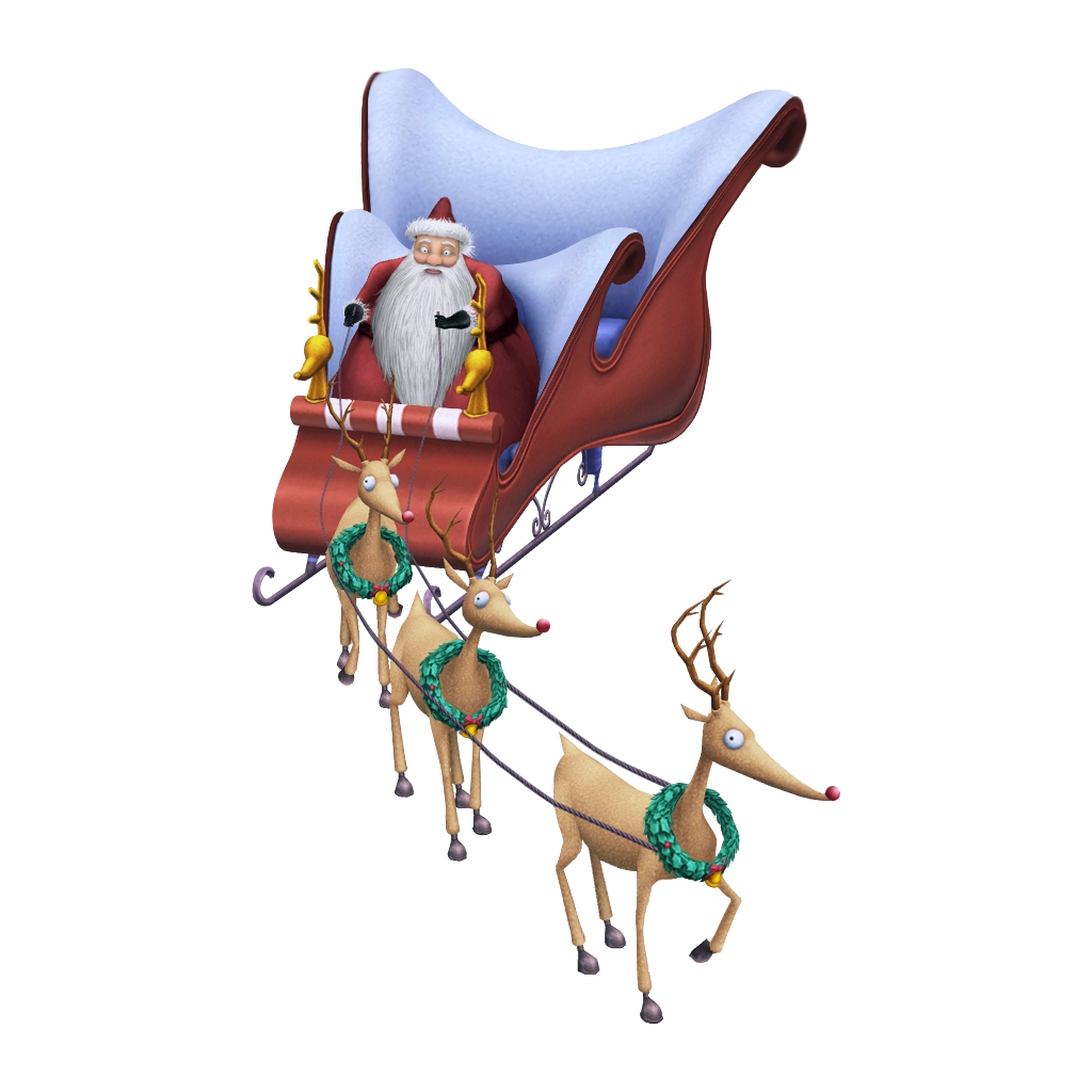 Nightmare before christmas jack money clipart graphic stock Image - Santa's Reindeer KHII.png | The Nightmare Before Christmas ... graphic stock