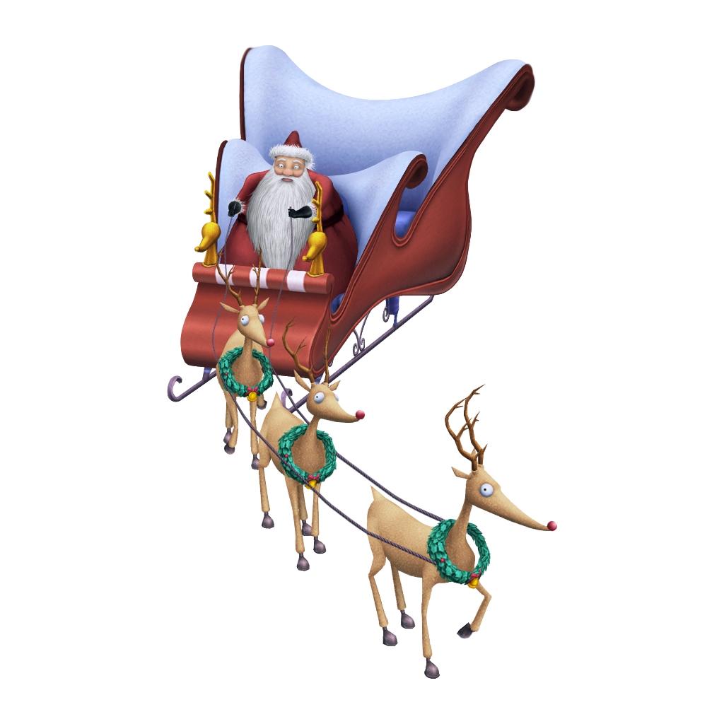 Nightmare before christmas jack money clipart graphic stock Image - Santa's Reindeer KHII.png | The Nightmare Before Christmas ... graphic stock
