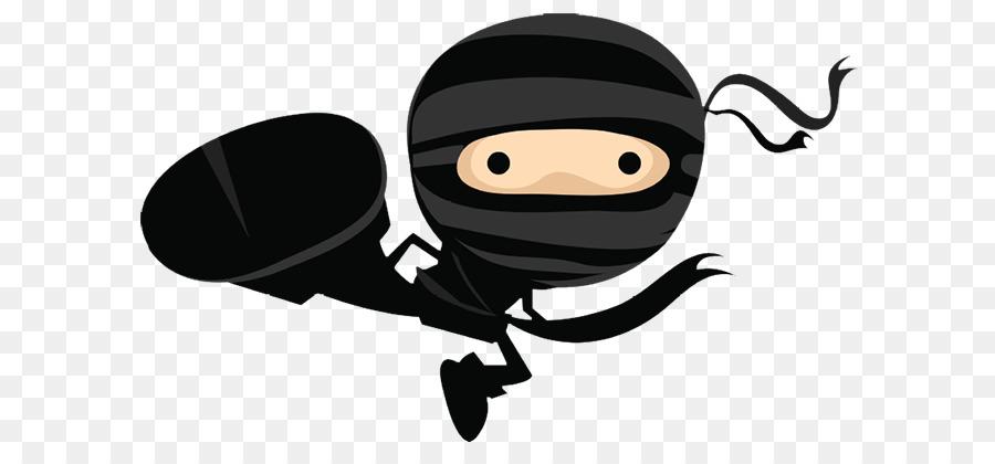 Nija clipart vector royalty free Hair Cartoon png download - 660*406 - Free Transparent Ninja png ... vector royalty free