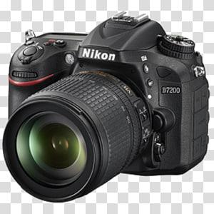 Nikon d500 clipart jpg stock Black Nikon DSLR camera, Nikon D800 Nikon D600 Camera Digital SLR ... jpg stock