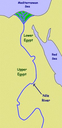 Nile river clipart jpg royalty free library Map of the nile river clipart - ClipartFest jpg royalty free library