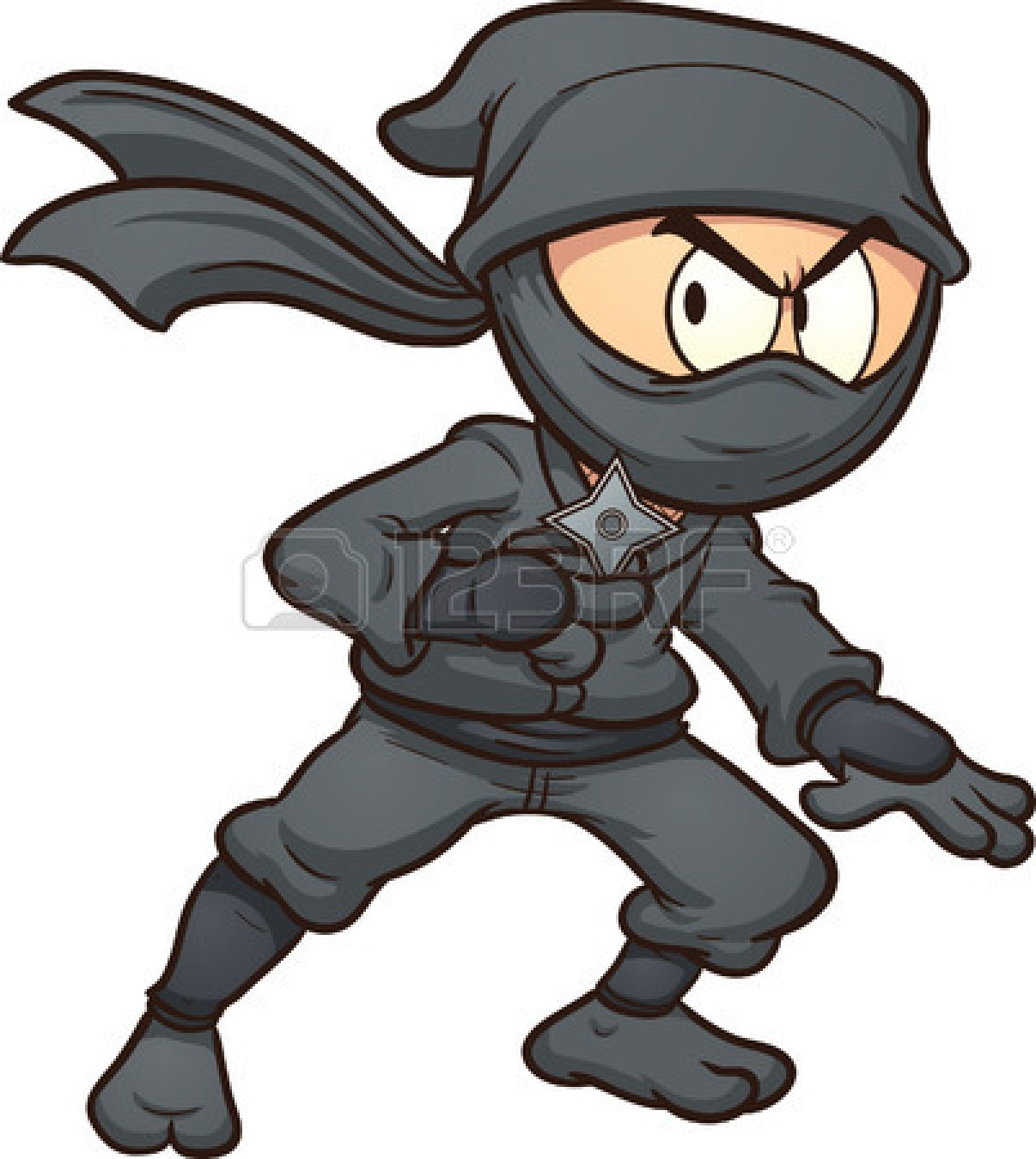 Ninja kid clipart clip freeuse Ninja Clip Art For Kids | Clipart Panda - Free Clipart Images clip freeuse