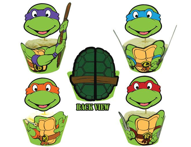 Ninja turtle printable clipart png royalty free stock Ninja turtle printable clipart - ClipartFest png royalty free stock