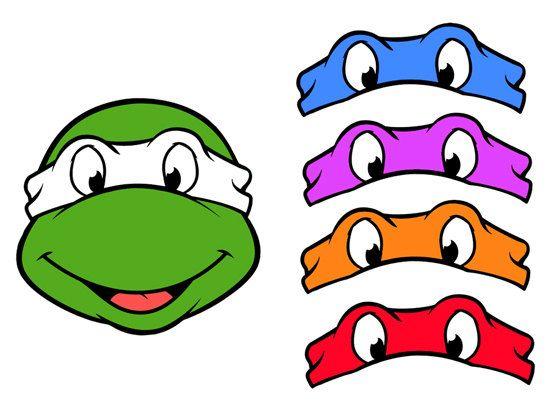 Ninja turtle printable clipart clip download Teenage Mutant Ninja Turtles