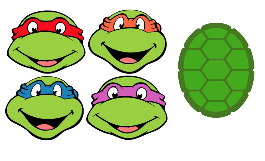 Ninja turtle shell clipart banner library Ninja turtle shell clipart » Clipart Portal banner library