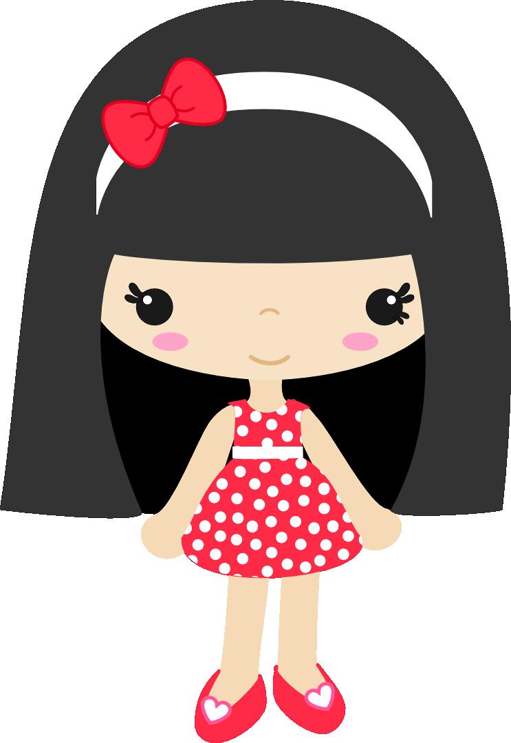 Nino y nina negros clipart free jpg library download Casamento e namorados - Minus | GIRLS clipart | Cute dolls, Clip art ... jpg library download