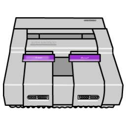 Nintendo icon clipart png royalty free Super Nintendo Icon, PNG ClipArt Image | IconBug.com png royalty free