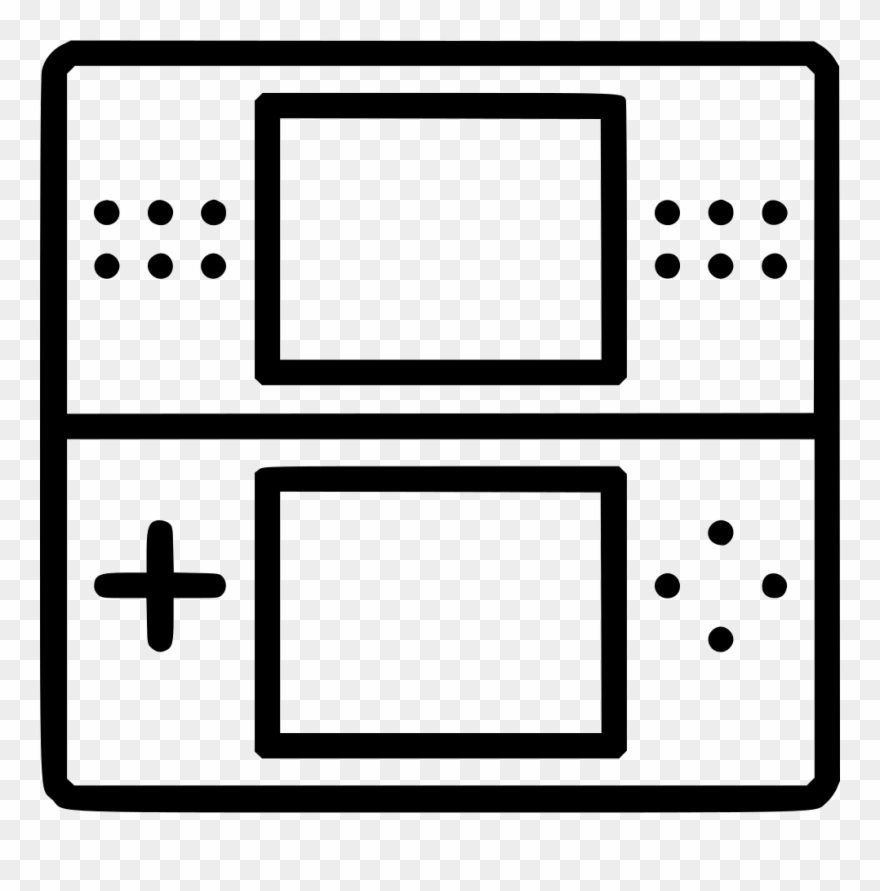 Nintendo icon clipart clipart freeuse download Nintendo Ds Video Console Games Gaming Device Comments - Nintendo Ds ... clipart freeuse download
