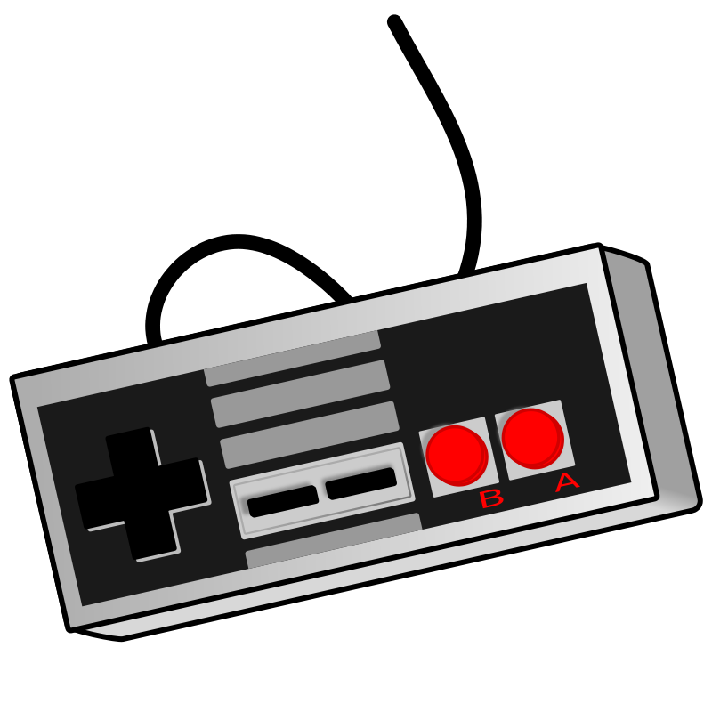 Nintendo video game consoles clipart picture royalty free stock Nintendo video games | Harris County Public Library picture royalty free stock