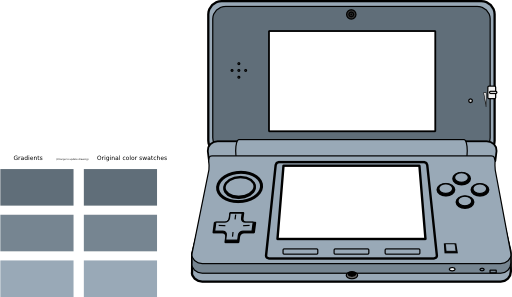 Nintendo video game consoles clipart vector freeuse download Free Console Cliparts, Download Free Clip Art, Free Clip Art on ... vector freeuse download