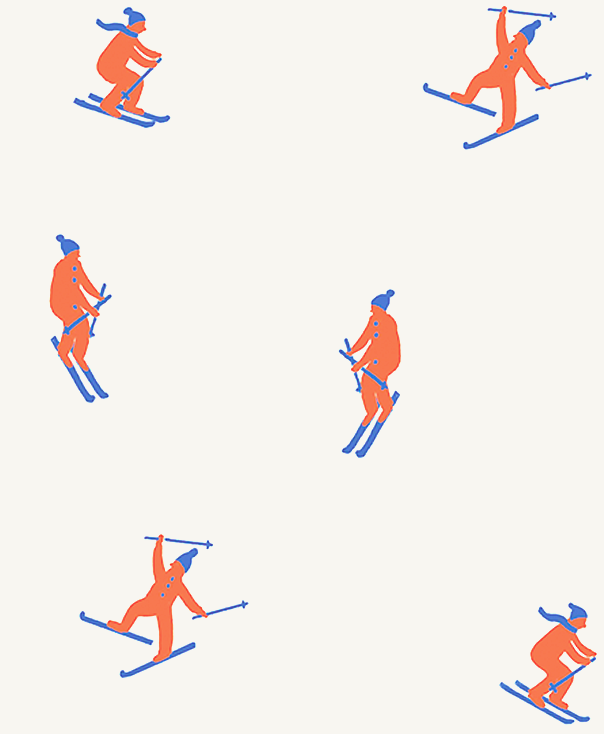 Nipped clipart graphic freeuse download little skiers collection - mile graphic freeuse download