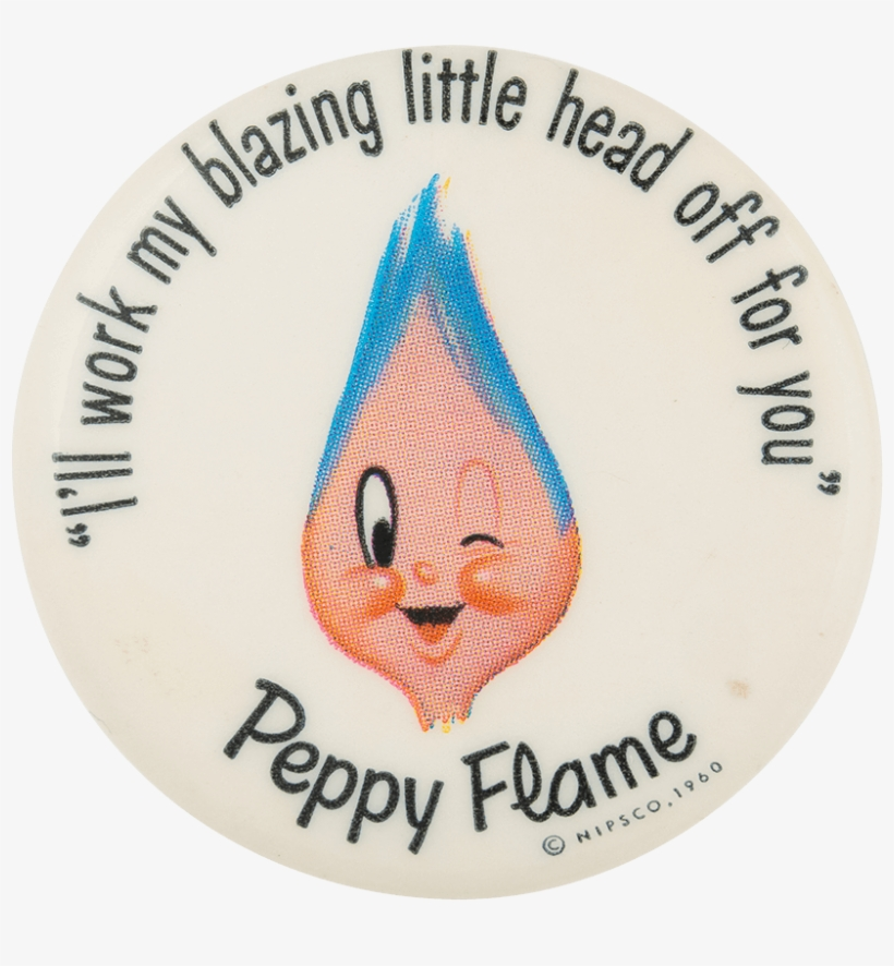 Nipsco clipart graphic transparent Peppy Flame - Label Transparent PNG - 1000x913 - Free Download on ... graphic transparent